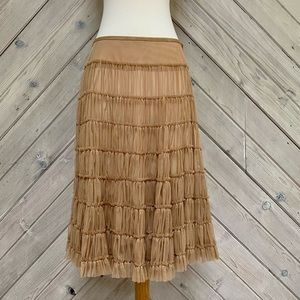 WD NY Tiered Tulle Skirt